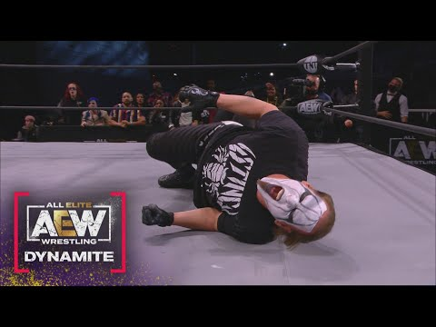 The End of the Main Tournament Between Darby Allin & 10 is Have to Test | AEW Dynamite, 4/28/21