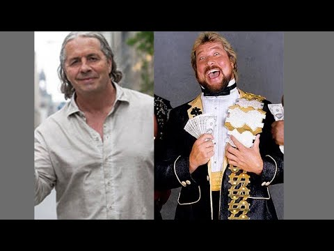 Bret Hart Shoots on Ted DiBiase   Wrestling Shoot Interview