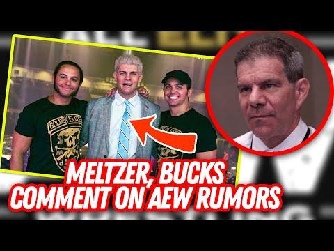 Younger Bucks, Meltzer Assert On AEW Rumors | Batista Shoots On WWE Zombies | Expert Wrestling Data