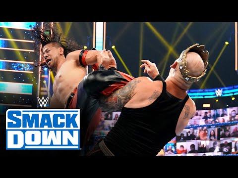 Shinsuke Nakamura vs. King Corbin: SmackDown, Would possibly perchance 14, 2021