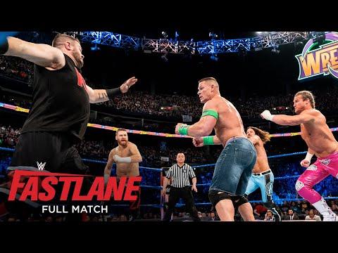 FULL MATCH – WWE Championship Six-Pack Predicament: WWE Fastlane 2018
