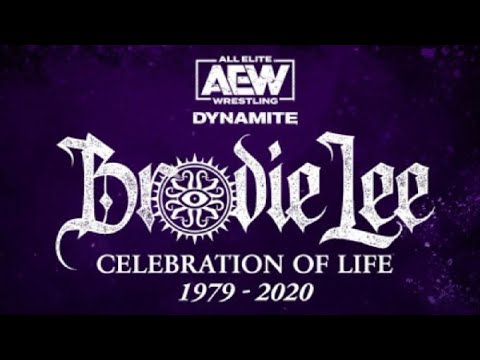 AEW Dynamite Brodie Lee Tribute Show Fleshy Show Are residing Circulation thirtieth December 2020 l Are residing Reactions