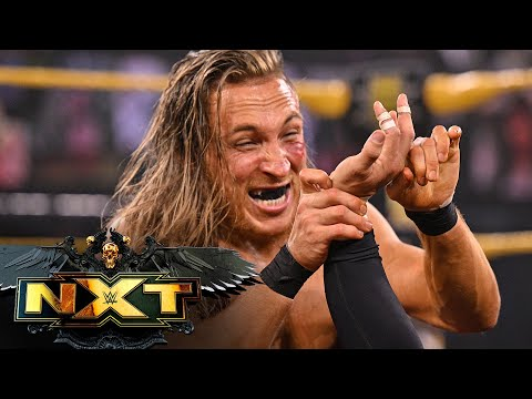 Bobby Fish vs. Pete Dunne w/Oney Lorcan: WWE NXT, Might perhaps perchance also honest 25, 2021