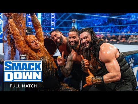 FULL MATCH – Reigns & Usos vs. Corbin, Ziggler & Roode: SmackDown, Jan. 31, 2020