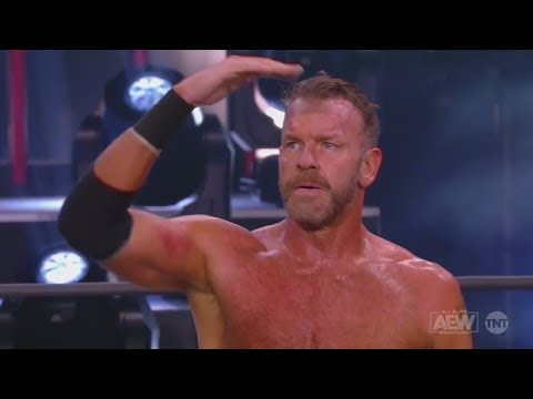 Christian Cage's AEW in-ring debut |  Dynamite 3/31/21 fleshy veil overview/results/highlights