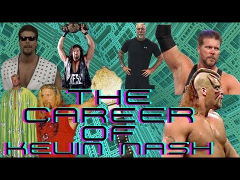 """The Wrestling Profession Of Kevin Nash, Biography, The Man On the abet of """"Diesel"""", """"Oz"""" and """"Vinnie Vegas"""""""