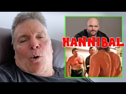 """Lanny Poffo: Hannibal is a """"MOTHERF****R!"""" – Hannibal Locker Room Skirmish Work & Why They Fell Out"""