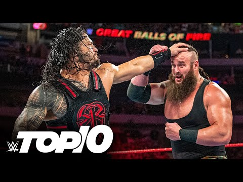 Roman Reigns battles huge males: WWE Top 10, Would possibly maybe perhaps 27, 2021