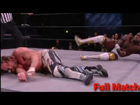 AEW & IMPACT World Champion Kenny Omega w/ Don Callis vs Moose–IMPACT WorldChampionship elephantine match