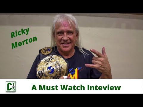 Ricky Morton Stout Shoot Interview 2020.  WWE Hall OF Famer talks wrestling