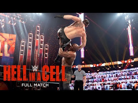 FULL MATCH – Bobby Lashley vs. SLAPJACK – U.S. Title Match: WWE Hell in a Cell 2020