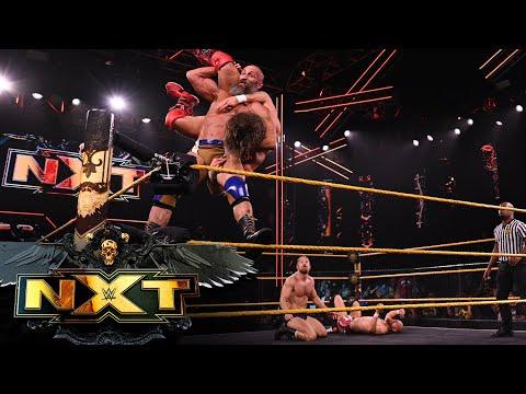 Tommaso Ciampa & Timothy Thatcher vs. GYV– Tornado Brand Match: WWE NXT, June 15, 2021
