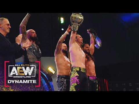 Shock and Dread! Did Someone Secret agent That Coming? Why Bucks Why? | AEW Dynamite, 4/7/21