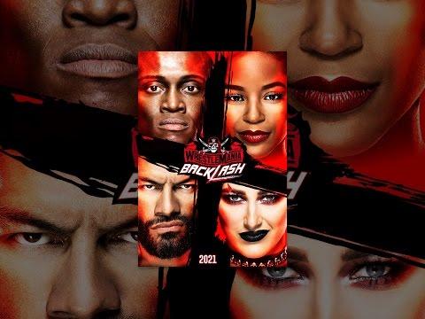 WWE: Wrestlemania Backlash 2021
