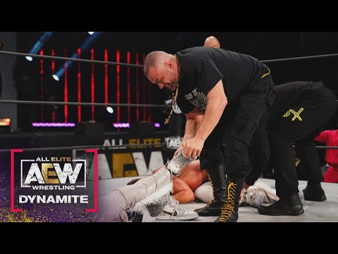 Mox and Kingston Stole the Bucks DIORS! The Predominant Match Ended with a Bang   AEW Dynamite, 5/19/21
