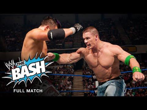 FULL MATCH – John Cena vs. The Miz: The Bash 2009