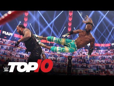 High 10 Raw moments: WWE High 10, July 5, 2021