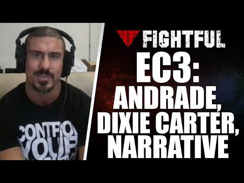 EC3 Talks Andrade, Dixie Carter, ROH Deal, Danhausen, Myth | 2021 Shoot Interview #2