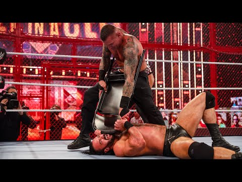 WWE Hell in a Cell corpulent fits livestream