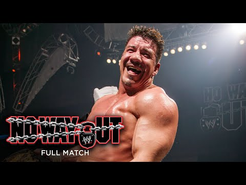 FULL MATCH – Brock Lesnar vs. Eddie Guerrero – WWE Title Match: WWE No Potential Out 2004