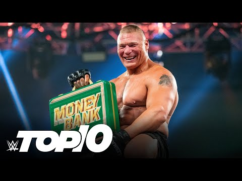 Money within the Monetary institution Ladder Match wins: WWE High 10, July 11, 2021