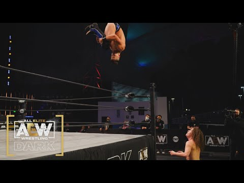 Sammy Guevara vs Marko Stunt   AEW Murky 11/24/20