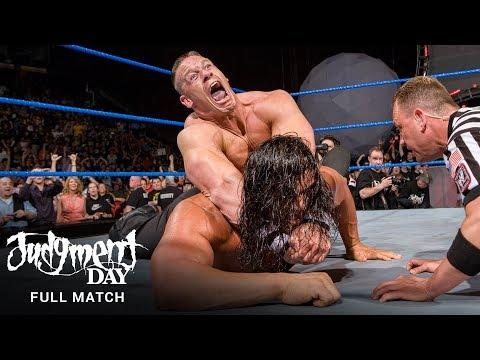 FULL MATCH – John Cena vs. The Sizable Khali – WWE Title Match: WWE Judgment Day 2007