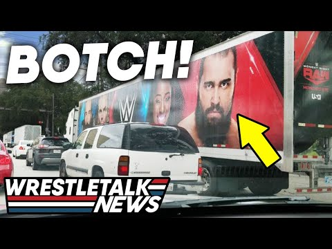 Miro To WWE BOTCH! AEW TNT Title Originate That means – 5 Wrestling News Reviews You Might presumably well Admire Uncared for