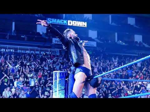 Dash in the abet of the scenes of Finn Bálor's SmackDown return: July 23, 2021