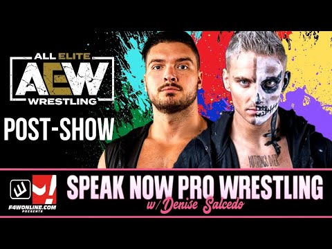 AEW DYNAMITE: FYTER FEST 2021 NIGHT 1 FULL SHOW RECAP   Talk Now Authentic Wrestling w/ Denise Salcedo