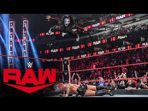 Jeff Hardy vs. Karrion Kross: Uncooked, July 19, 2021