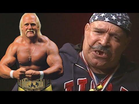 The Iron Sheik Shoots on Hulk Hogan, A hit/Losing WWF Title :: Wrestling Insiders Flashback