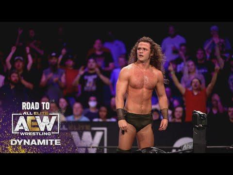 AEW World Champion Kenny Omega vs Jungle Boy   Dual carriageway to Saturday Night Dynamite, 6/24/21