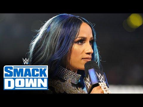 Bianca Belair has a war of phrases with Sasha Banks and Zelina Vega: SmackDown, Aug. 6, 2021