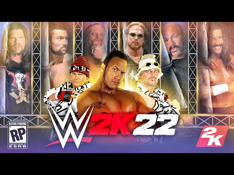 WWE 2K22 Roster – EPIC NEW ATTITUDE ERA SUPERSTARS FOR THE GAME