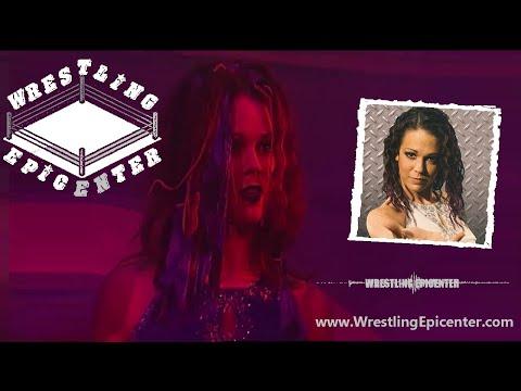 Roxxi Laveaux AKA Nikki Roxx Full Profession Shoot Interview – TNA, Head Shaving, VKM, Extra