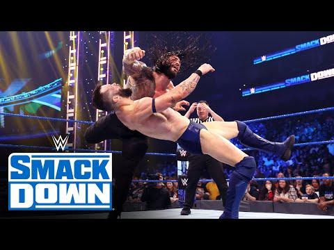 Roman Reigns vs. Finn Bálor – Licensed Championship Match: SmackDown, Sept. 3, 2021