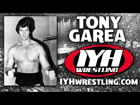 Wrestling shoot interview with WWF memoir Tony Garea on In Your Head!