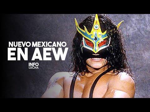 El NUEVO Luchador MEXICANO que llega a AEW