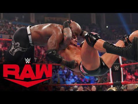 RK-Bro vs. Bobby Lashley & MVP – Uncooked Price Crew Championship Match: Uncooked, Aug. 30, 2021