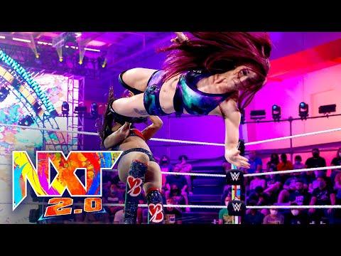 Amari Miller vs. Kay Lee Ray: WWE NXT 2.0, Sept. 21, 2021