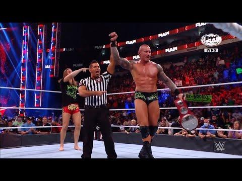 Randy Orton vs. AJ Styles (2/2) – WWE Uncooked 9/20/21