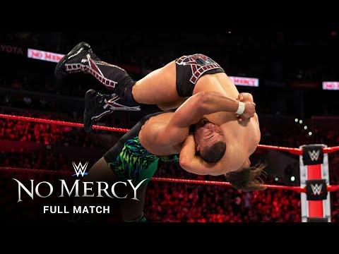 FULL MATCH – The Miz vs. Jason Jordan – Intercontinental Title Match: WWE No Mercy 2017