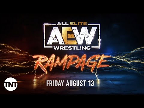 AEW Rampage Official Trailer