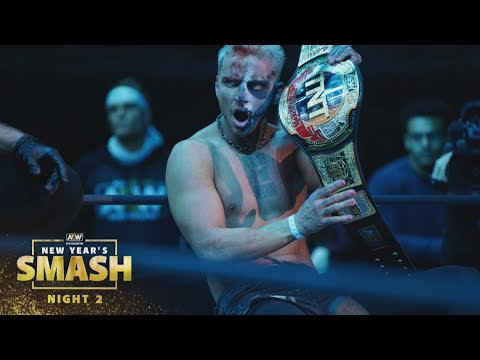 Is Cage the Unique TNT Champion or Did Darby Allin Prevail? | AEW Unique Year's Break Evening 2, 1/13/21