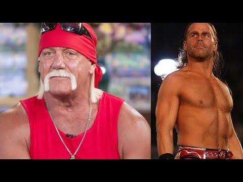 Hulk Hogan Shoots on Shawn Michaels | Wrestling Shoot Interview