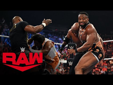 Contemporary Day and feeble Damage Industry individuals be a part of Enormous E vs. Lashley WWE Title melee: Raw, Sept. 27, 2021