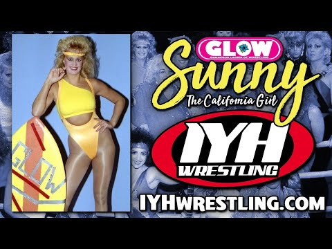 G.L.O.W. Aesthetic Girls of Wrestling shoot interview with Sunny the California Girl on In Your Head