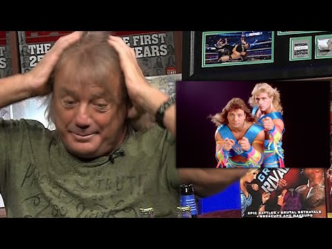 """Marty Jannetty on Shawn Michaels :: Wrestling Insiders """"Social gathering With Marty"""" Ep#1 PREMIERE!"""