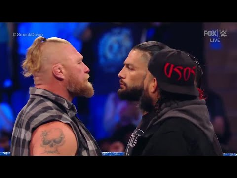 Brock Lesnar & Paul Heyman Promo – WWE SmackDown 10th Sep 2021 (Corpulent Segment)